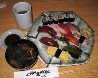 経堂美登利寿司
