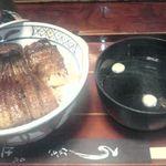 辻屋 - うなぎ丼(並)