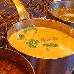 印度料理シタール - シタールと言えばこのバターチキンカレー!誰もがやみつきになるおいしさ♪