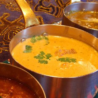 印度料理シタール - 料理写真:シタールと言えばこのバターチキンカレー!誰もがやみつきになるおいしさ♪