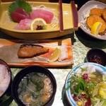 大漁市場 こんぴら丸 - 宿泊プランの夕食