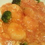 13113605 - 海老のチリソース煮