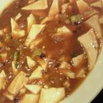 13113606 - ハオ自慢の麻婆豆腐