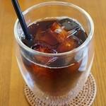 GRUN - 【再訪2】アイスコーヒー(ケーキとセットで¥400)