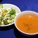 アロヒディン - ランチのサラダ&スープ