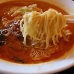 桃花 - 細麺