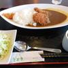 がっつり - 料理写真:一口ヒレカツカレーランチ 800円