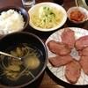 芳栄 - 料理写真:ランチセット 芳栄