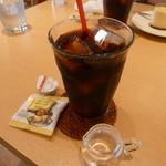 トナリカフェ - アイスコーヒー 単品だと380円