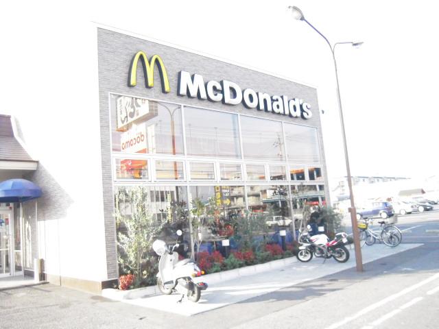 マクドナルド 岡山高屋店