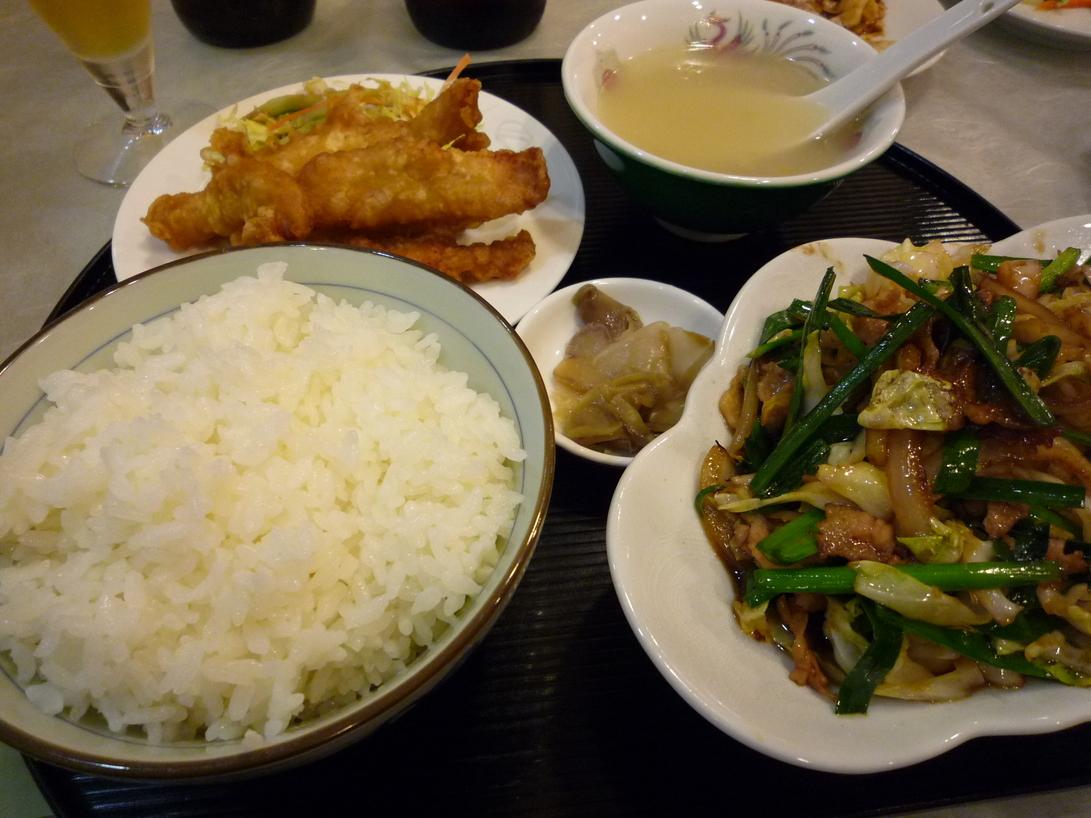 中国料理CHINA眞