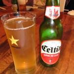 Bistro ひつじや - 殆どのビールが1壜、ワンコイン以下!