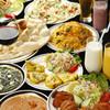 デリーダイニング - 料理写真:パーティコースイメージ