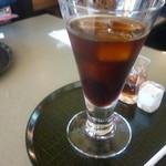 パイプのけむり - アイスコーヒー