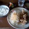 えびすや - 料理写真:鶏唐揚げユーリンソース定食