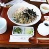 そば亭山彼方 - 料理写真:だしそば(12年5月)