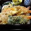 天ぷら 三幸 - 料理写真:中天重大盛り