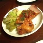 ダブリン - アイリッシュパブ&レストラン ダブリン の鴨ロース(11.11)