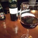 ダブリン - アイリッシュパブ&レストラン ダブリン のワイン(11.11)