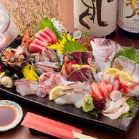 【北陸から直送】新鮮な魚介をぜひご堪能ください。