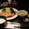 旬房 街道 青葉 - 料理写真:蔵王ポークの生姜焼き定食