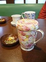 茶芸館 甜