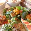 G831 Natural Kitchen & Cafe - 料理写真:野菜たっぷりのプレートランチ
