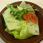 赤坂 - セットのサラダ