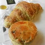 13213934 - お茶に合うパン&緑茶を味わうパン