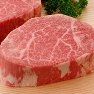 安心して召し上がっていただけるお肉のみ使用。おいしいステーキは焼くだけでおいしいんです。