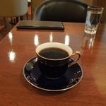 プルミエカフェ - テーブル上のジャワロブスタ