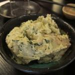 麦酒庵 - ポテトサラダ