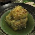 麦酒庵 - 焼きナス