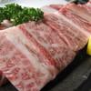 固城 - 料理写真:A5黒毛和牛(本格店切り)