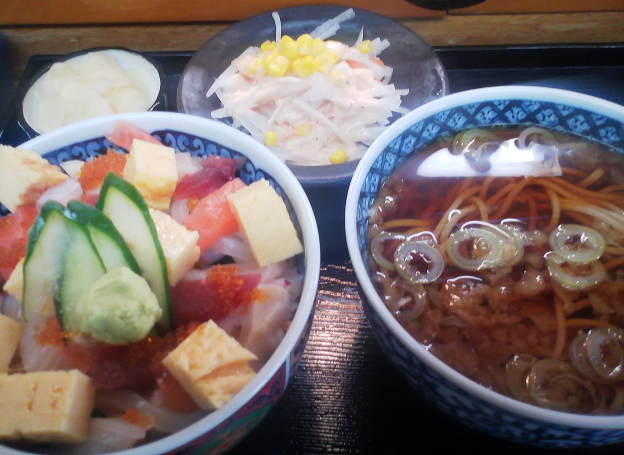 めぐみ鮨  七飯店
