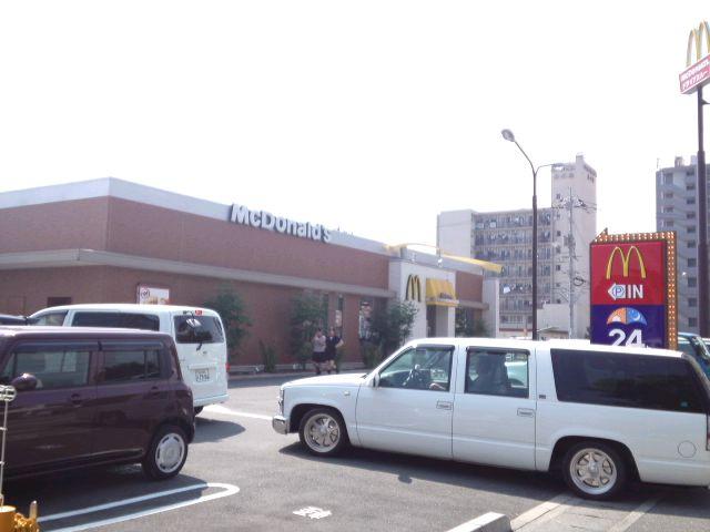 マクドナルド 山口小郡店
