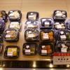 豆藤 - 料理写真:ショーウインドウの中