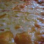 バンビーノ - ピザ ベーコン、タマネギ、ピーマン1