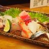 すし屋のこう多郎 - 料理写真:お造り盛り合わせ(2012年5月26日)