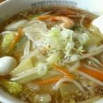 札幌ラーメン大門  - 広東麺