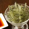 草花木果 - 料理写真:おつまみの定番、海ぶどう。モチロン沖縄直送