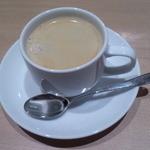 北海道牛乳カステラ - コーヒー