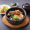 鷲羽山レストハウス - 料理写真:アツアツの石焼タコンバは鷲羽山レストハウスの大人気オリジナルメニュー