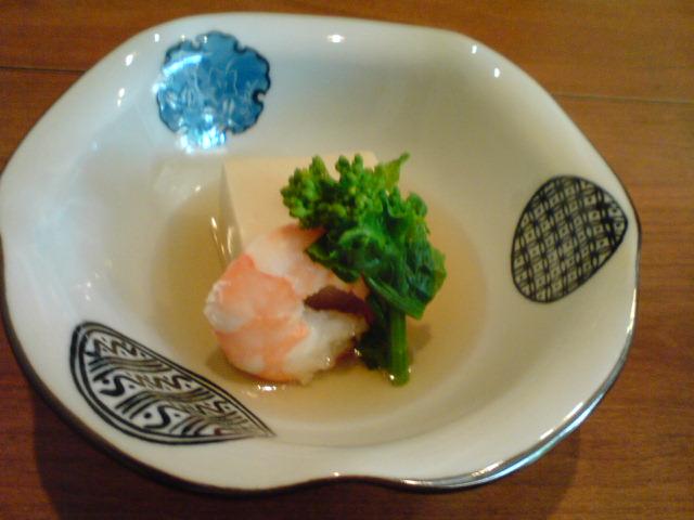 季節料理金魚
