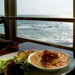 レストランDon - 渡り蟹のトマトクリームスパゲティ