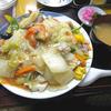 ドライブイン弥曽路 - 料理写真:大盛り中華丼 \900