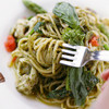 ドディチ・マッジョ - 料理写真:スパゲッティ ジェノヴェーゼ