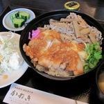 かねき - みそすき丼