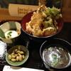 酒菜 調製 嘉一 - 料理写真:天丼セット