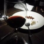 ファイ - 料理写真:最後は贅沢にネッピオーロをいただきました